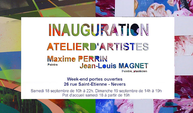 Inauguration atelier