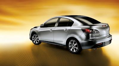 new Mazda 3 TCS