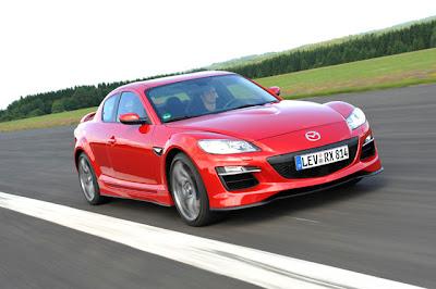 Mazda distribution business in France