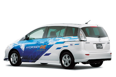 five-seat Mazda Premacy FC-EV