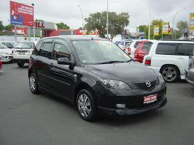 Mazda Demio Model