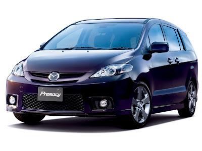 Mazda Premacy Sport Model