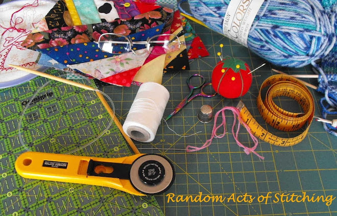 Random Acts of Stitching