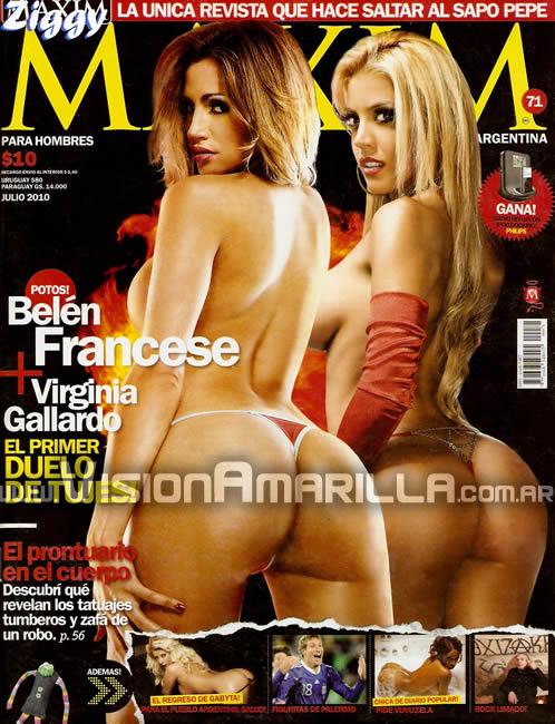 Este Mes Est En Todas Las Revistas Para Hombres Es La Chica Playboy