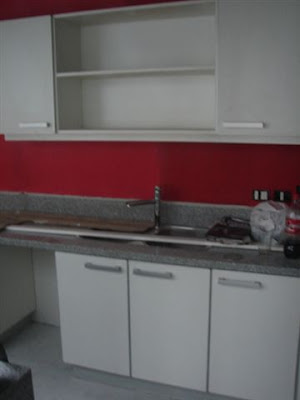 Casa marco bruto 1138 avances y ultimos detalles - Alicatar cocina detras muebles ...
