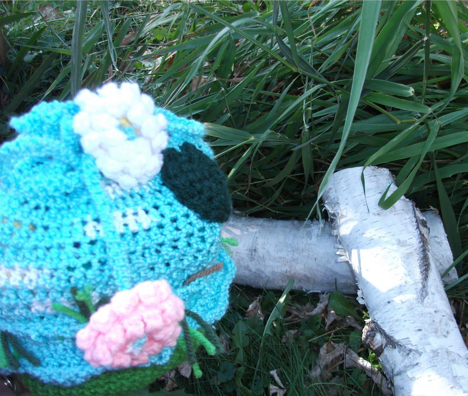 Bizzy Crochet: Frog Pond Pattern