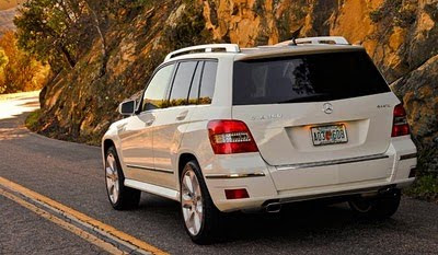 Mercedes Benz GLK350 Picture