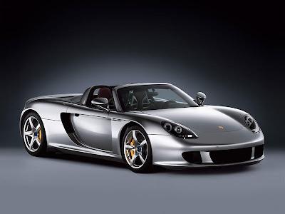 Porsche Carrera GT 2007