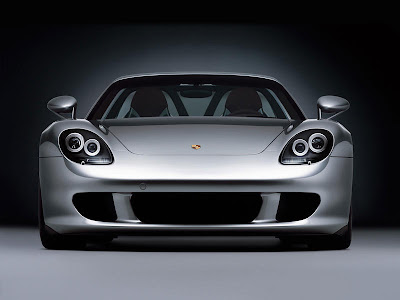 Porsche Carrera GT 2007 Wallpaper