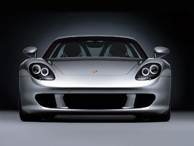 Porsche Carrera GT 2007 Wallpaper