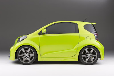 2009 Scion iQ concept Photo