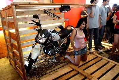Yamaha New Scorpio 2010