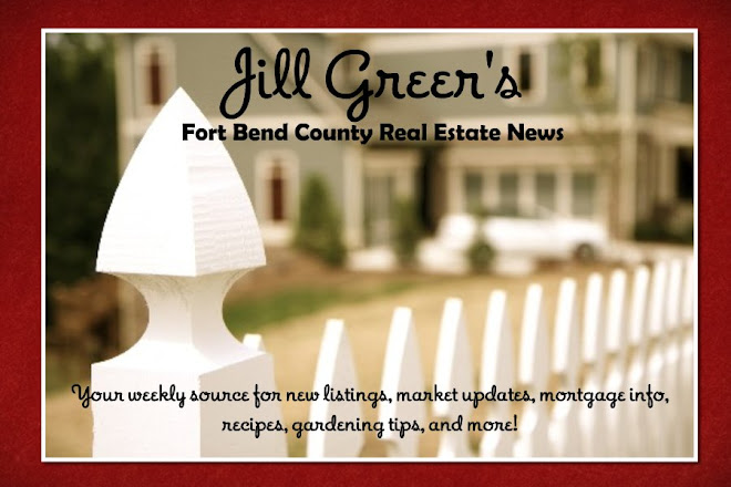 Jill's Real Estate News