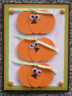 Handmade Card For Halloween