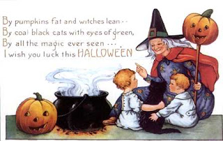 Halloween Wishes Cards