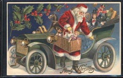 Free Christmas Cards: Antique Christmas Postcards, Antique ...