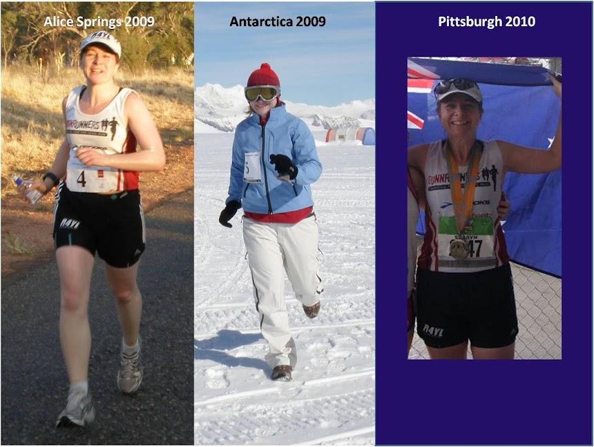 7 Continent Marathons