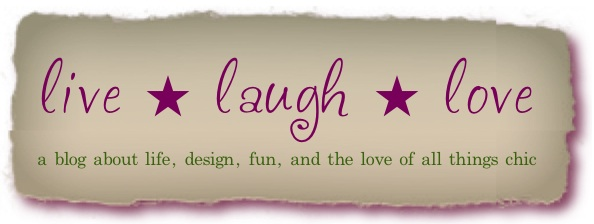 live * laugh * love