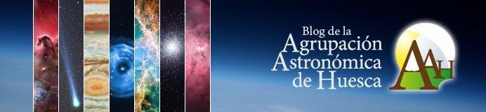 Ventana Estelar - Blog de la Agrupación Astronomica de Huesca