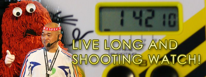 Live Long and Shooting Watch!