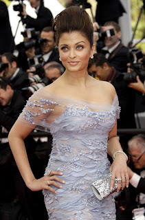 Aishwarya Rai walks red carpet at Cannes