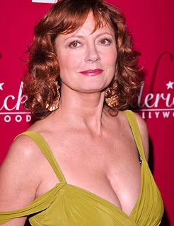 Susan Sarandon enjoying singledom