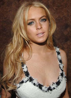 Lindsay Lohan's fashion adventure ends