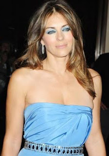 What makes Liz Hurley angry?