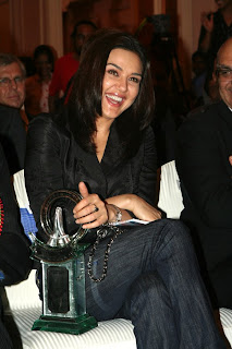 Preity Zinta chosen Best Actress at Chicago International Film Festival