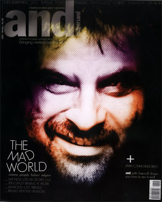 Anil Kapoor on cover of Andpersand
