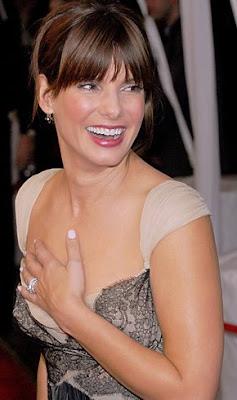 Sandra Bullock 1st woman to get MTV Generation Award