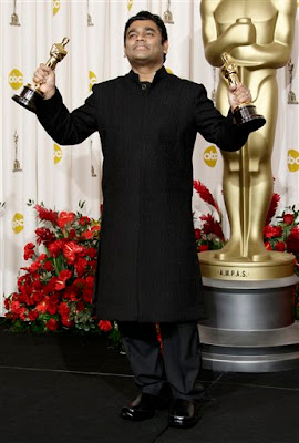 A R Rahman - The First Indian Oscar Winner