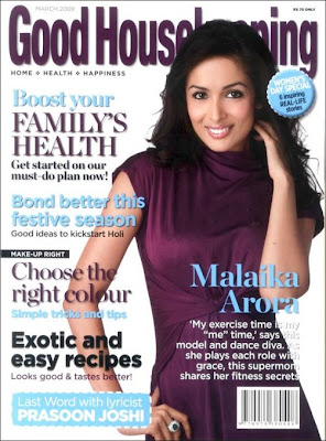 Malaika Arora graces Good Housekeeping