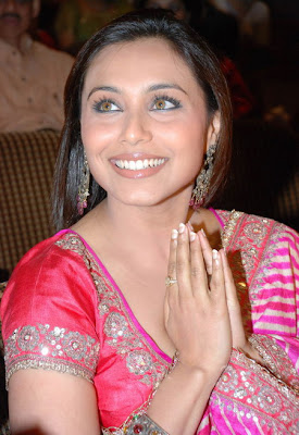 Rani Mukherji faces Trauma