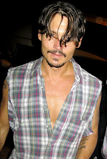 Johnny Depp - Sexiest Man Alive