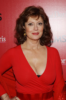 Susan Sarandon honored with Lifetime Achievement Award