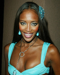 Naomi Campbell in reality show talks