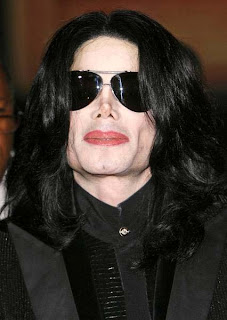 Michael Jackson announced Global Music Icon