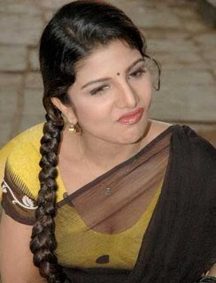 Actress Rambha admitted to hospital