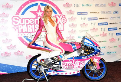 Paris Hilton launches SuperMartxe VIP