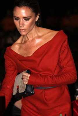 Victoria Beckham's bag sells out in £1,700