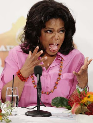 Oprah Winfrey: richest among Hollywood rich