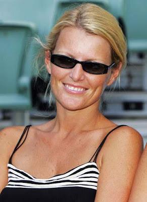 Shane Warne's ex wife, Simone Callahan