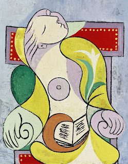 Pablo Picasso's mistress painting