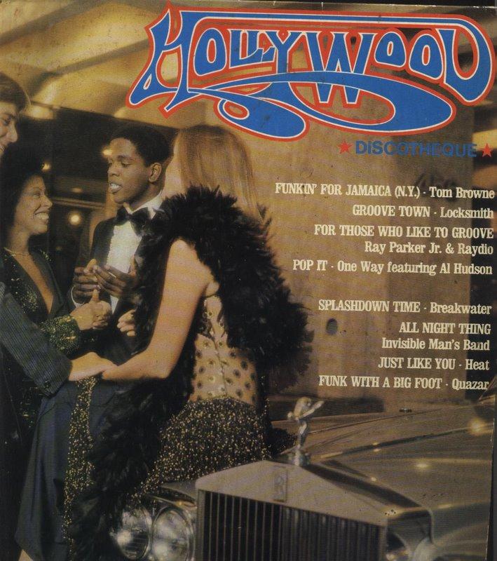 1° Álbum da Equipe Hollywood Discotheque