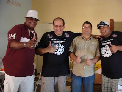 DJ's, Orlando, Markão, Roberto Victor e Henrick