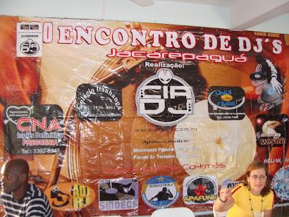 ENCONTRO DE DJ'S EM JACAREPAGUÁ
