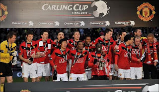 Hasil Pertandingan Final Carling Cup 2010 Aston Villa vs Manchester United