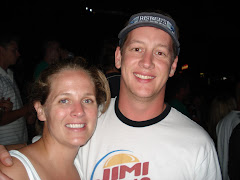 Kathy and Tim at Dave Matthews