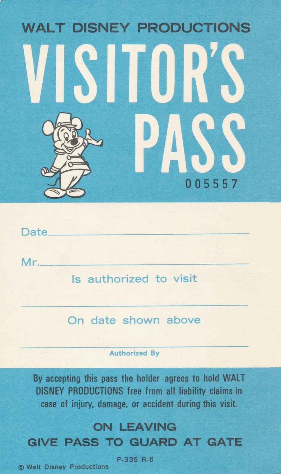 Visitor Pass Template. gate pass id cards maker visitors ...